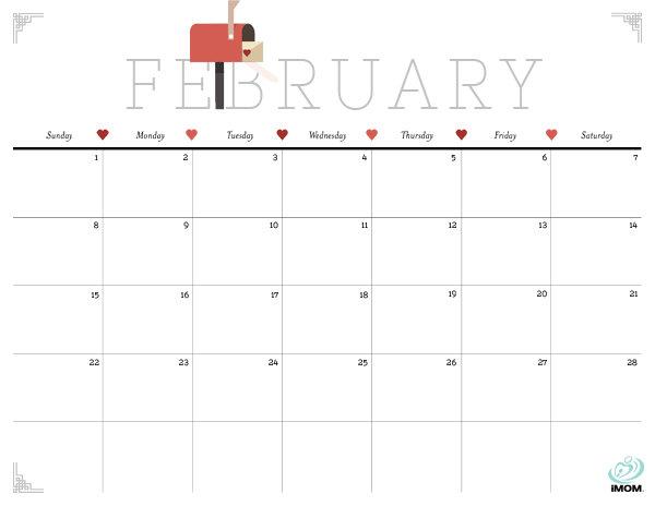 january calendar 2015