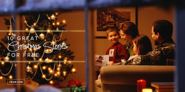 10 free famous christmas short stories for kids printable