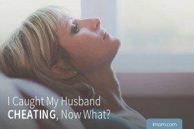 i caught my husband cheating
