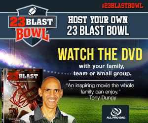 23 blast bowl