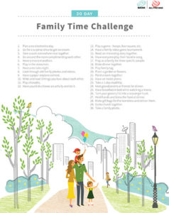 fun activities for kids challenge