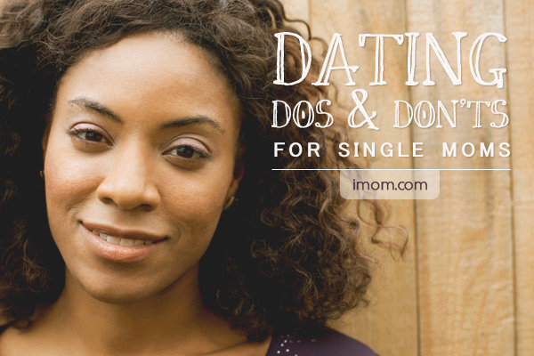 Online dating for single moms