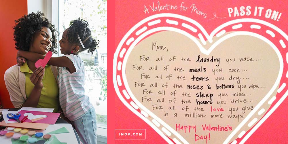 Valentines day cards imom a valentine for moms m4hsunfo