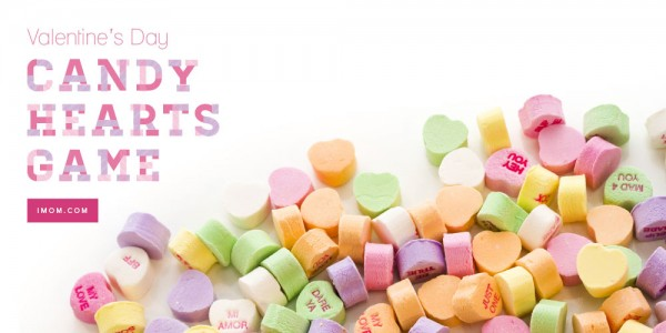 Valentine S Day Candy Hearts Game Imom