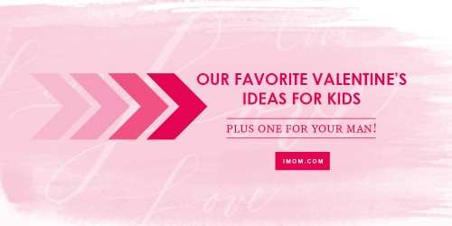 our favorite valentines ideas for kids plus one for your man