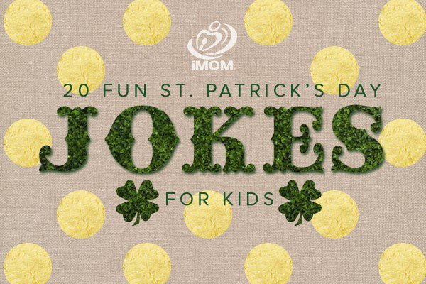 20 Fun St Patrick S Day Jokes For Kids Imom