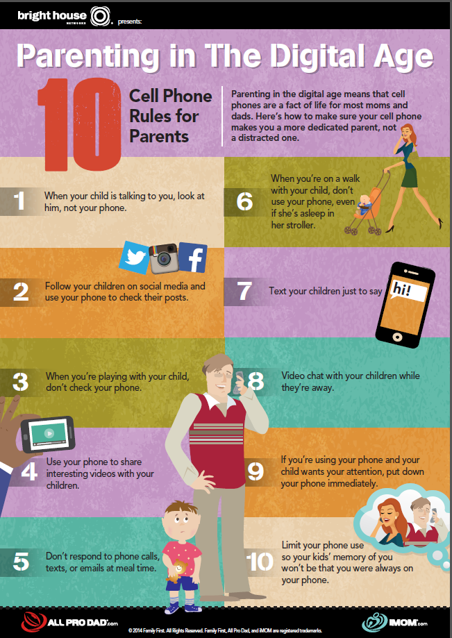 cell phone rules
