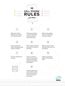 cell phone rules to help you stop scrolling