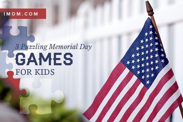 memorial day games