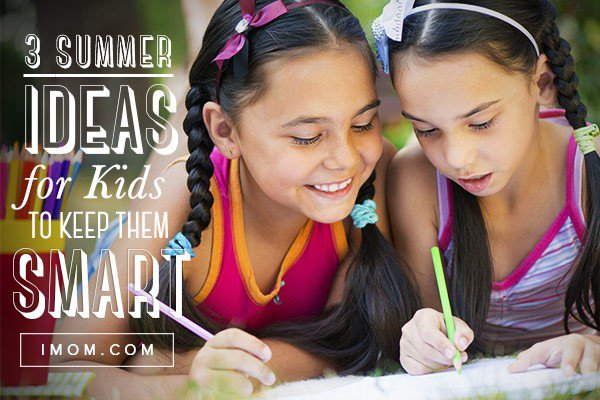 summer ideas for kids