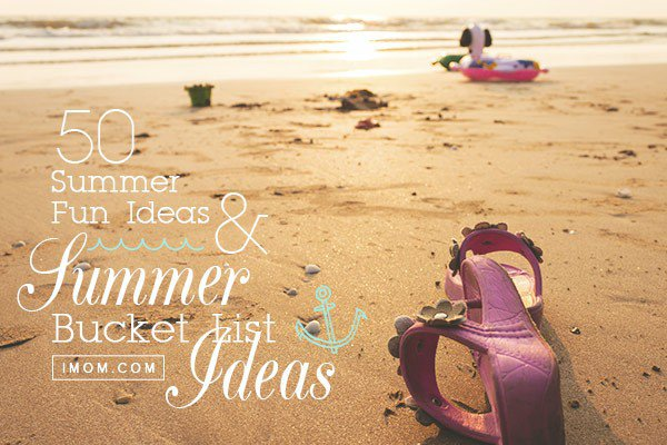 picture relating to Imom Com referred to as 50 Summer season Entertaining Options for Your Summer time Bucket Listing - iMom