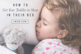 how to get your toddler to sleep