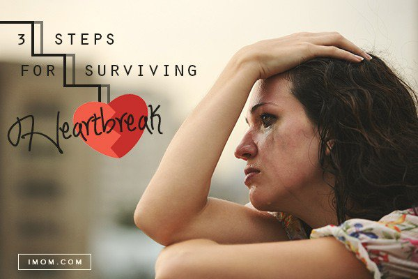 surviving heartache