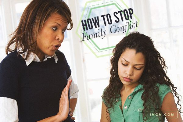 5 Ways to Reduce Family Conflict and Stress - iMom