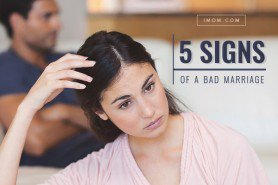 signs of a bad marriage