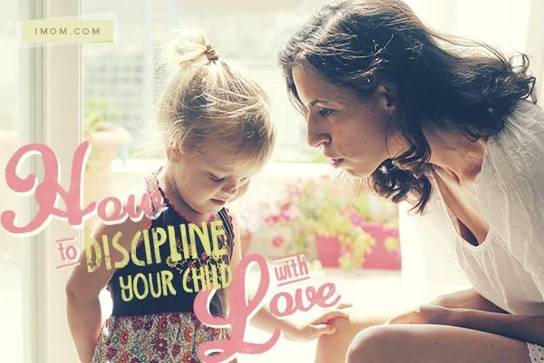 how to discipline your children
