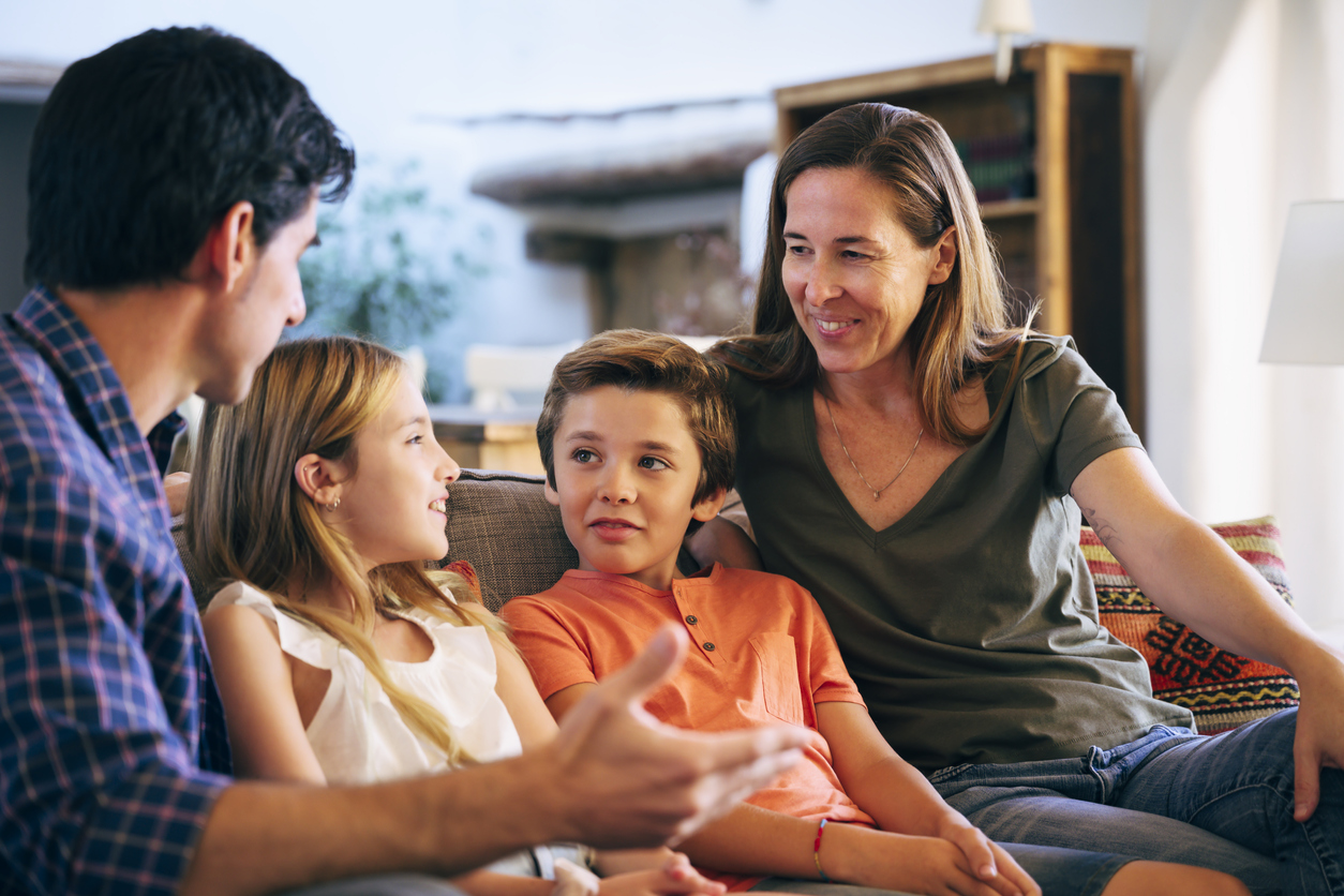 family conflict and stress
