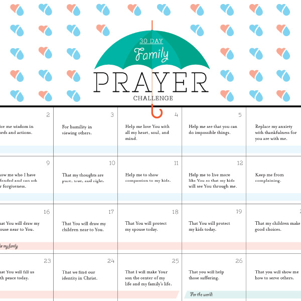 family-prayer