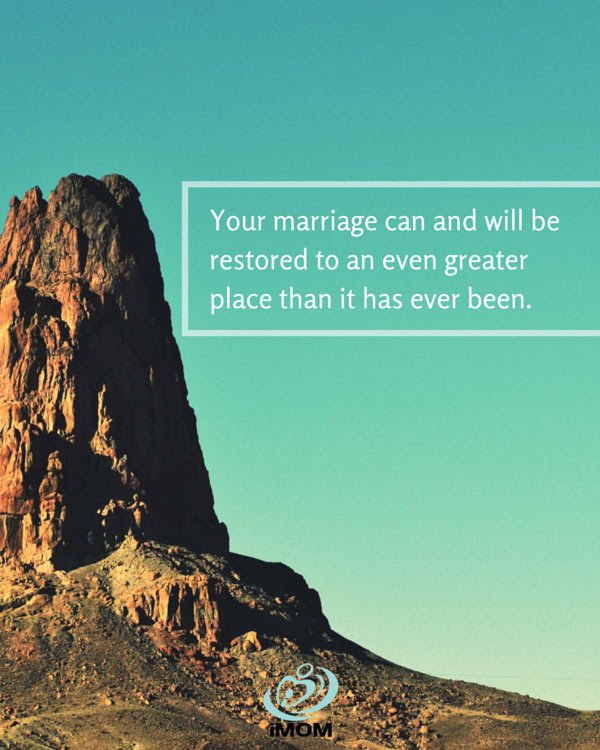 restored marriage