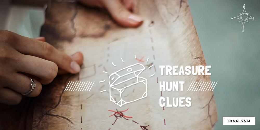 activities to help siblings get along treasure hunt
