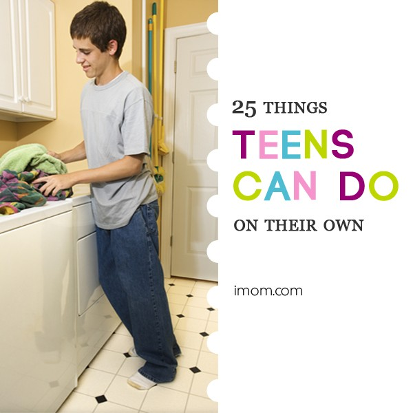 teens can do