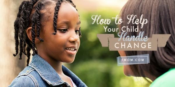 help handle change