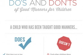 good manners for children