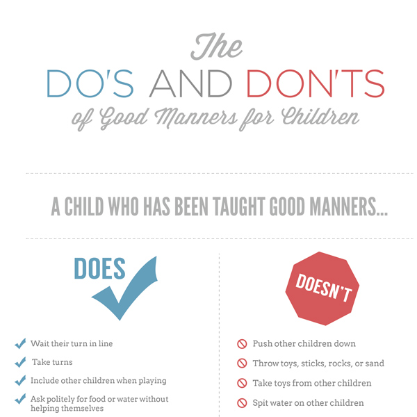essay on good manners for children Good manners make a full man they are very essential for human civilization without good manners, man is like a purse without money, though it is very attractive.