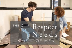 the 5 respect needs of men