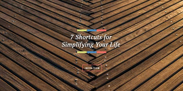 simplifying your life