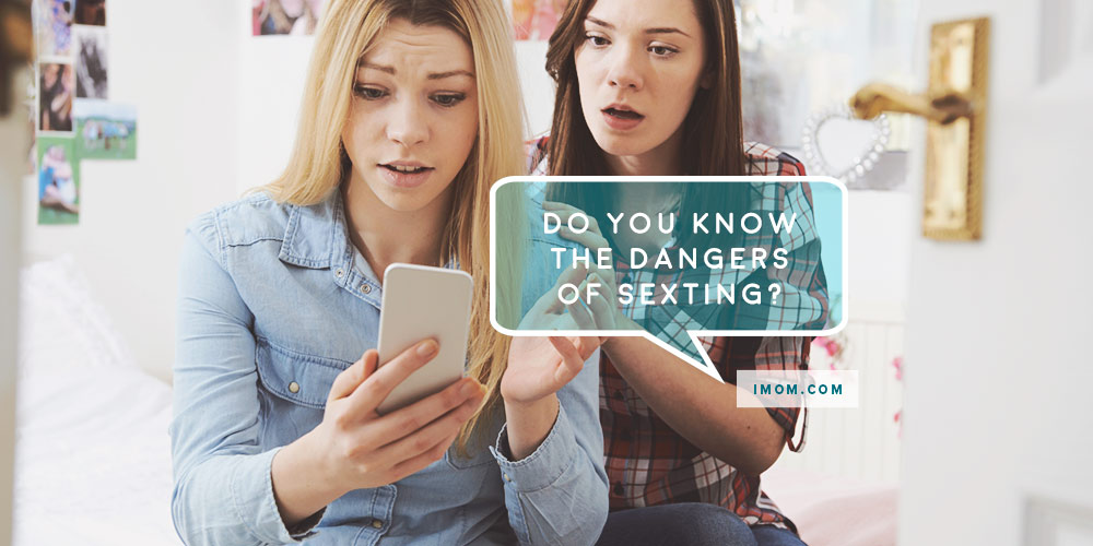 The Enticing World of Sexting and Its Impact on Our Kids - iMom