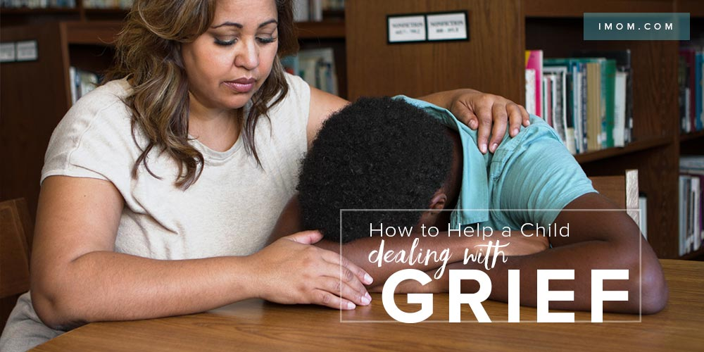 How to Help a Child Dealing With