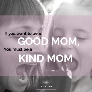 kind mom quote