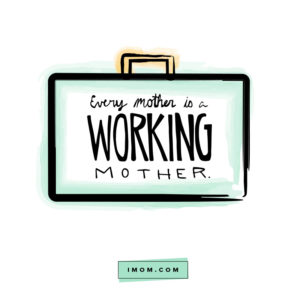 working mother quote
