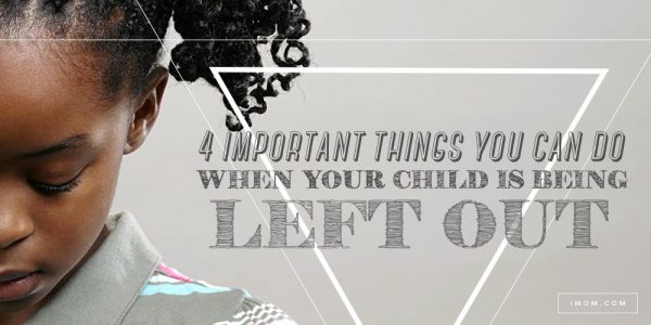 4 Important Things You Can Do When Your Child is Being Left