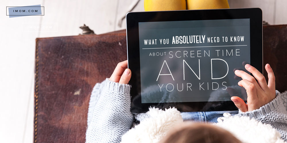 What You Absolutely Need To Know About Screen Time And