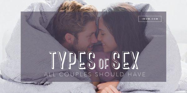 Sexualty types