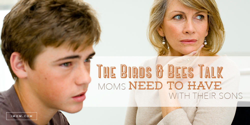 Mom talking dirty to son