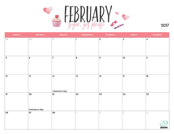 Calendar Girl May Pdf : Printable calendar for moms imom