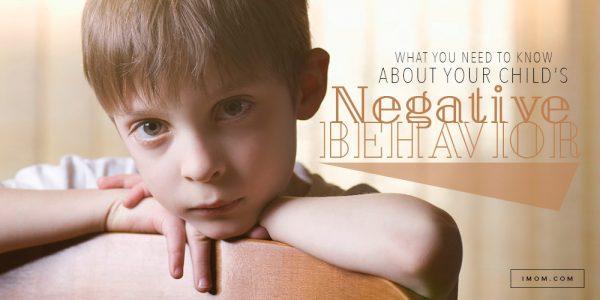 negative behavior