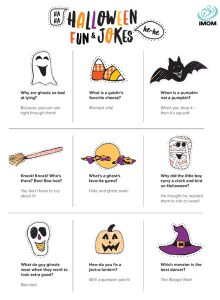 13 Halloween Riddles For Kids Imom
