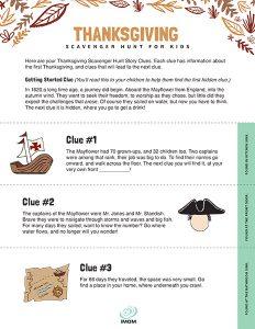 10 Thanksgiving Riddles For Kids Imom