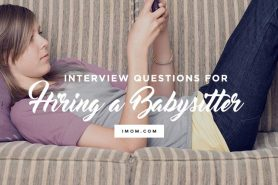 babysitter questions