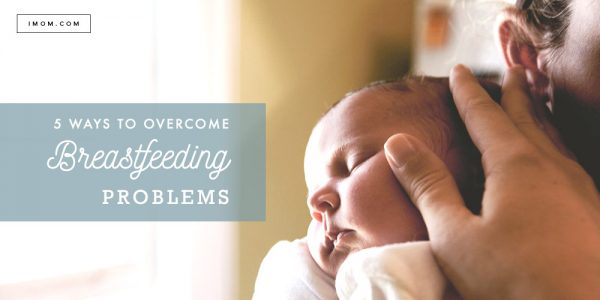 breastfeeding problems