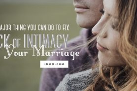 lack of intimacy