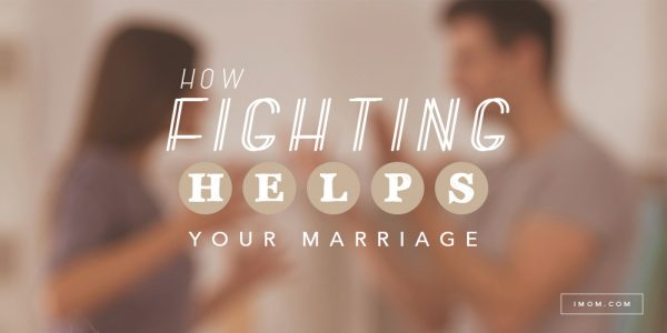 fighting with your husband