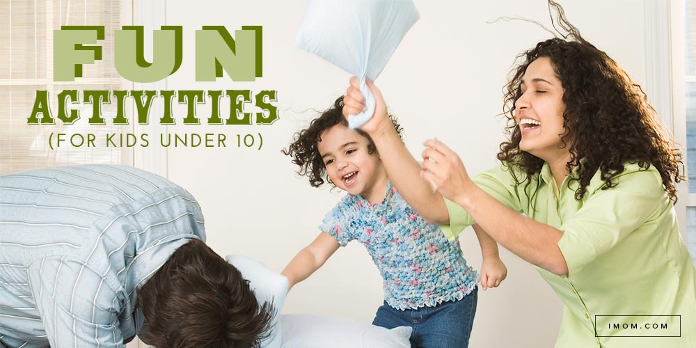 Fun Activities For Families With Kids Under 10
