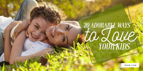 photograph regarding Imom Com named 20 Lovable Tactics towards Take pleasure in Your Children - iMom