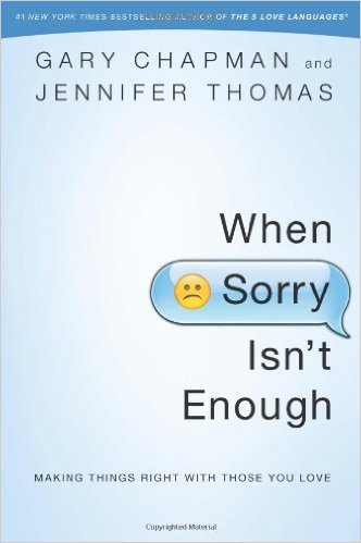 sorry isnt enough