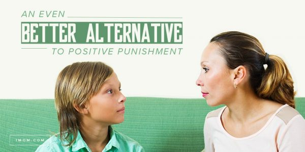 positive punishment